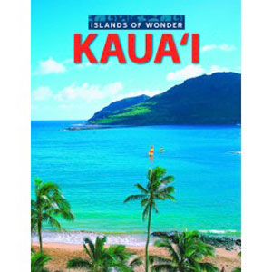 Coffee TableBook - Islands of Wonder Kauai