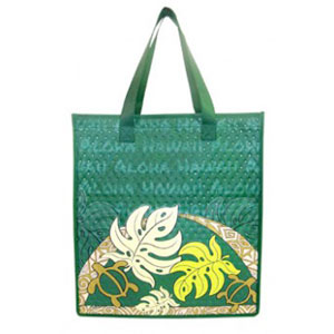 ToteHonu and Monstera Tropical Insulated Eco-Tote