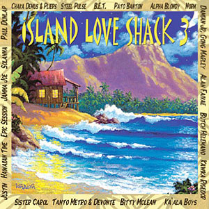 Various ArtistsCD - Island Love Shack 3