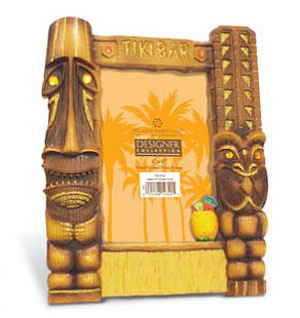 Photo Frame - Tiki.
